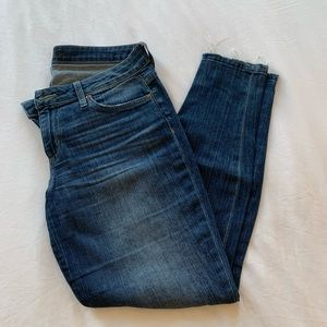 Size 29 Medium Wash Skinny Ankle Fit Joe's Jeans